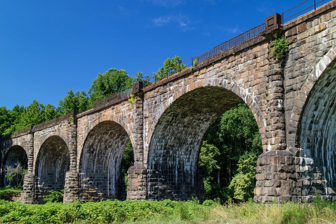 Thomas Viaduct Elkridge, Maryland