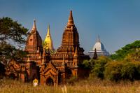 Temples, Bagan, Malaysia