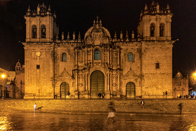 Cathedral Basilica of the Assumption of the Virgin, Cusco