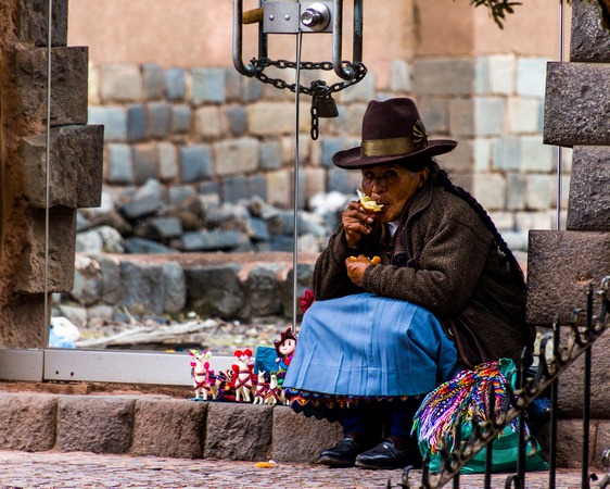 Vendo, Cusco, Peru
