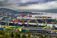 The Port of Murmansk
