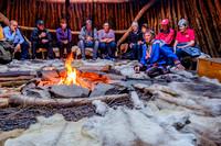 Sami  Camp, Hammerfest, Norway