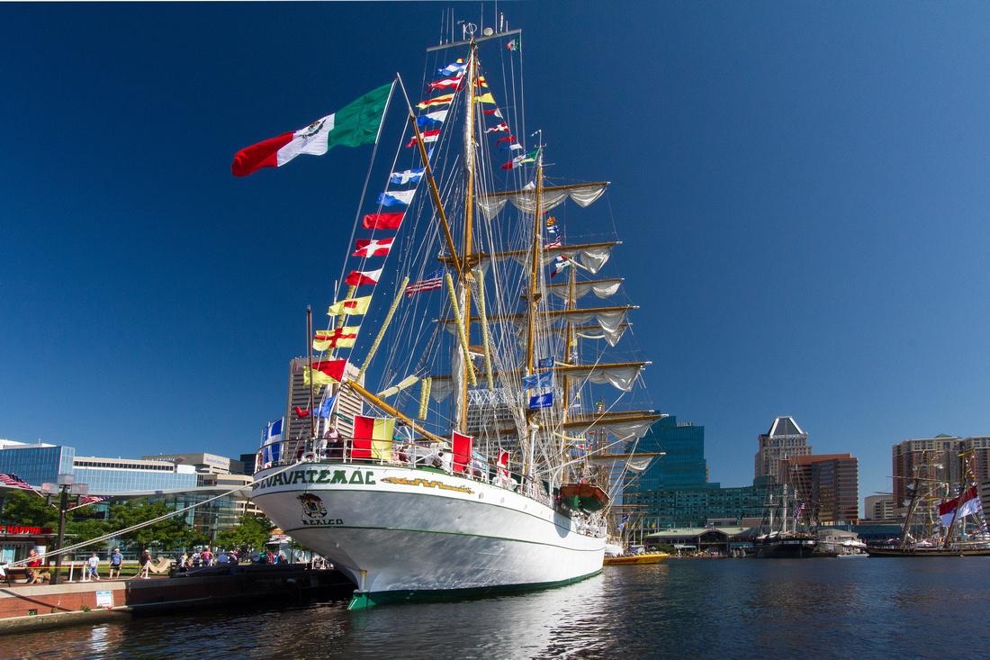 Baltimore Tall Ships