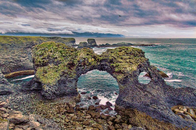 Gatklettur - Arch Rock