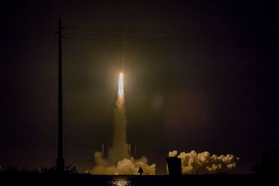 SBIRS 4 Launch